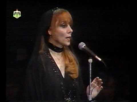 Fairouz -  فيروز - عودك  رنان - Oudak Rannan - Live Paris 1988