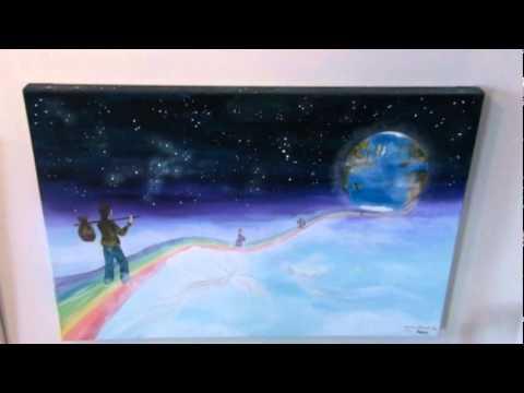 Deb Graves Araznu Visionary ArtWork 2
