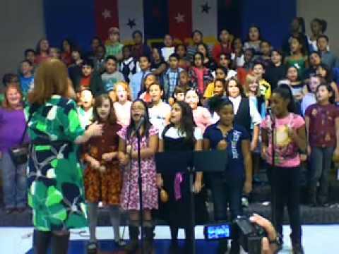 Chumash Welcome Song  Danielle Solan's Nov 2010 4th & 5th Grade Concert