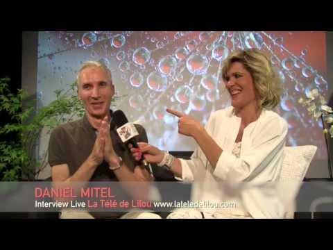 Live interview in Paris with Lilou Mace - Daniel Mitel