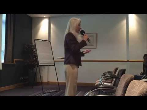'How to find your inner centre as a woman' talk by Gabriella Guglielminotti Trivel
