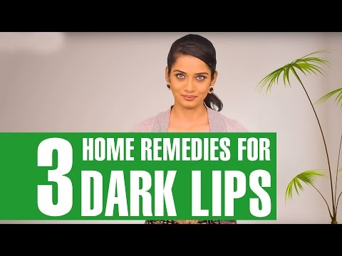 How To Get Rid Of Dark Lips?