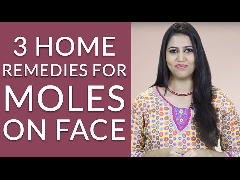 How To Get Rid Of Moles?