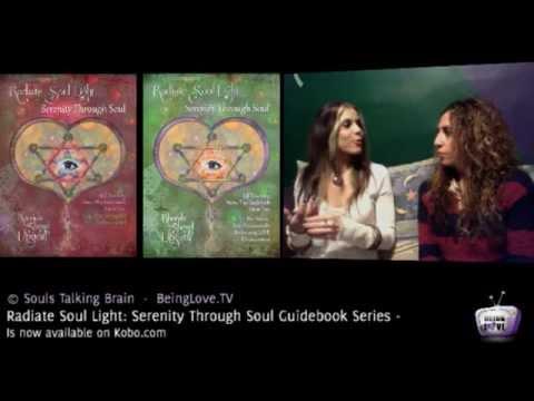 Radiate Soul Light Serenity Through Soul - Roni Lipstein