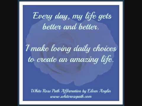 Change Your Life Affirmation