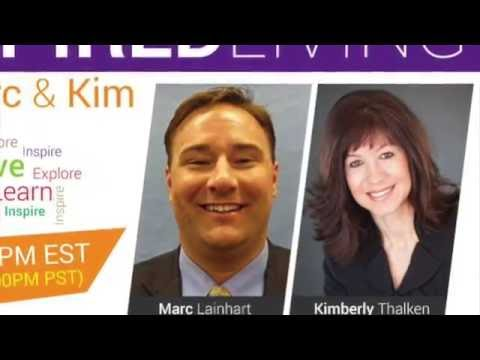 Inspired Living with Marc & Kim - OM Times Radio