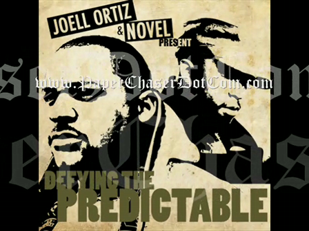 Joell Ortiz ft Novel - Like I Know