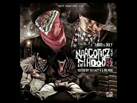 Skyy High - Feed The Feenz (Narcotics N Da Hood 2)(Hosted By Laz