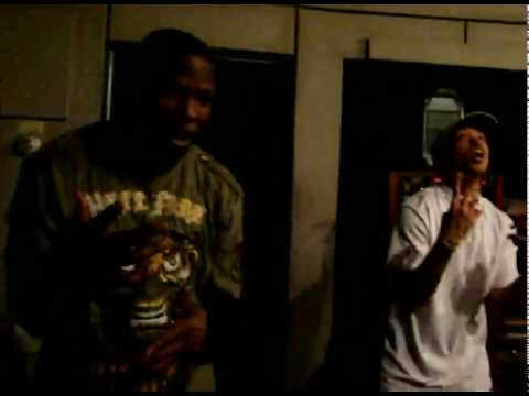 Nyce Da Future, Cory Gunz & Cau2G$ - Forever Be Guilty (2010 In Studio Music Video)