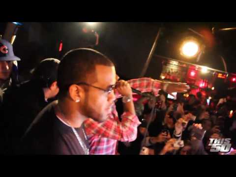 Lloyd Banks & Juelz Santana Perform Beamer, Benz, Or Bentley (Live in NYC)