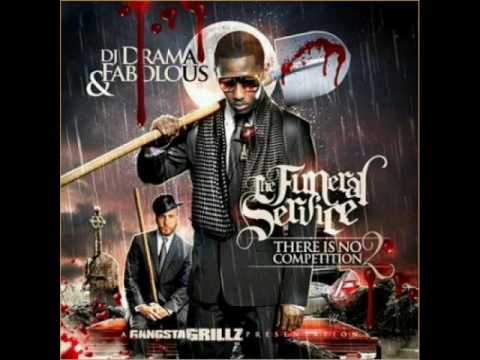 Fabolous - Hard ft Kobe, Paul Cain & LA Tha Darkman [New/2010][No Competition 2]
