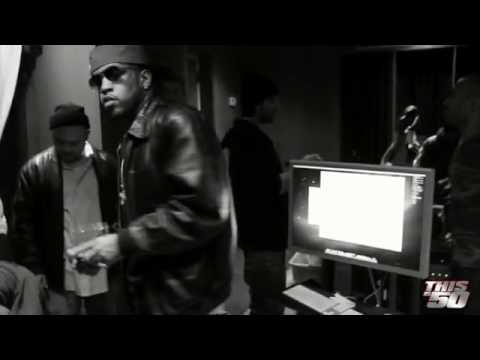 Lloyd Banks - Beamer, Benz, or Bentley (Behind The Scenes Video Shoot + Studio Performance)