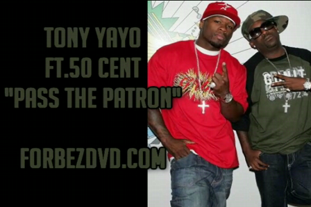 tony yayo - pass the patron