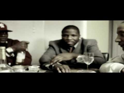 Nyce Da Future - American Gangsta (Official Music Video 2010)(CARTELFILM HD)