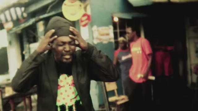 Junior Reid - I'm So Crazy (feat. Cassidy)
