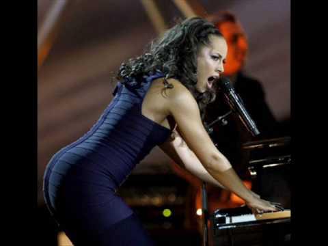 Alicia Keys ft Lloyd Banks - Unthinkable (Remix) (New/April/2010/CDQ/NODJ)