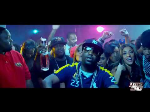 Tony Yayo Ft 50 Cent - Pass The Patron (Official Music Video 2010)