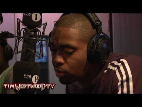 Nas Interview W/Time Westwood Pt 2 of 2: Speaks On Divorce From Kelis & Son, Knight
