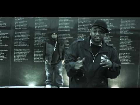 Capone-N-Noreaga - Pain (Official Music Video 2010)(Dir By 57thAve)