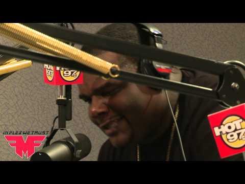 D-Block (Styles-P,Bully & Sheek Louch) Freestyle On Funkmaster Flex Show [Video]