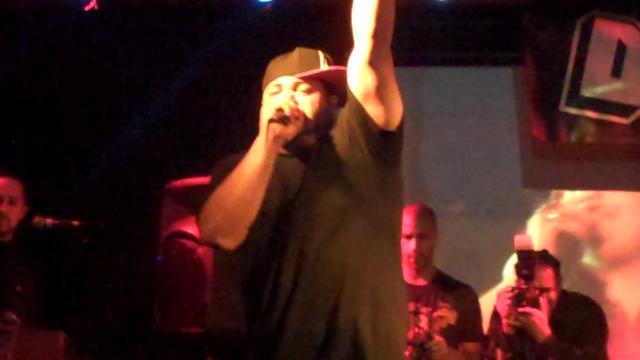 Joell Ortiz Performs Deep Cover x Hip Hop