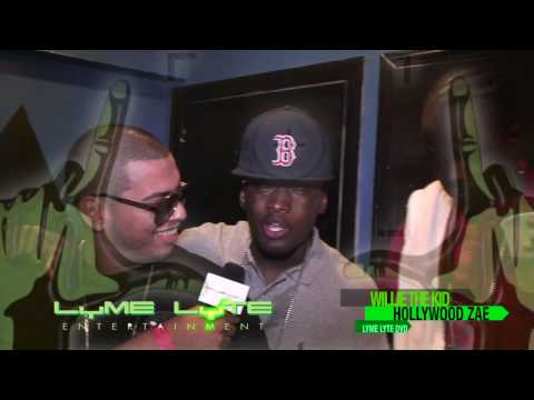 "Willie The Kid, La Da DarkMan Gangsta Grillz The Love for Money ""Live In Boston !! (LyME LyTE DVD)"
