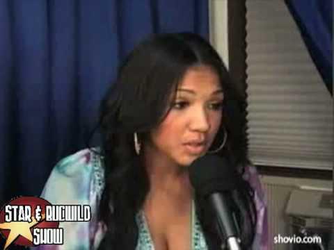 Yaris Sanchez Tells STAR & BUC WILD That Lloyd Banks Broke Her Heart