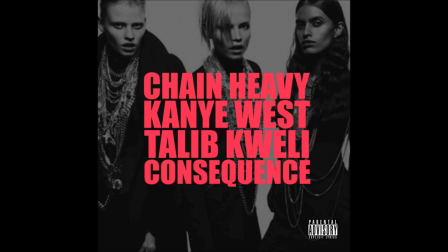 Kanye West - Chain Heavy ft Consequence & Talib Kweli (Prod By Q-Tip)