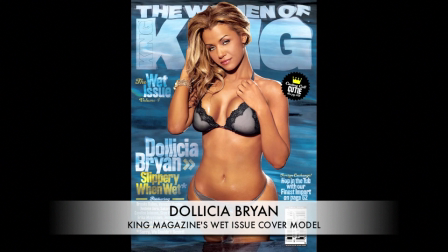 Sexy Dolicia Bryan & Her Great Ass At Photo Shoot For King Magazine (Video)