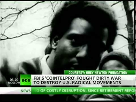 COINTEL PRO: America's Dirty War Against The Black Panthers, American Indian Movement & More