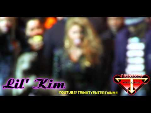 "Lil Kim Performs ""Black Friday"" [Nicki Minaj Diss] On New Year's 2011"