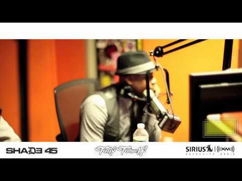 Talib Kweli, Freeway and DJ Tony Touch Cypher on Toca Tuesdays