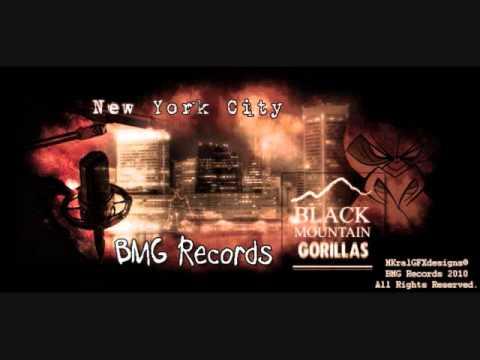 BMG (Black Mountain Gorillas)- Get Away (S.Scarf Ft. Ezzy-Ez)