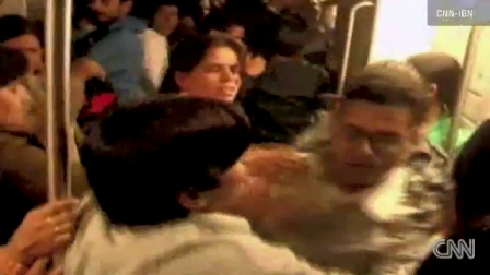 New Delhi Men Get Bitch Slapped By Women For Riding Female Only Train