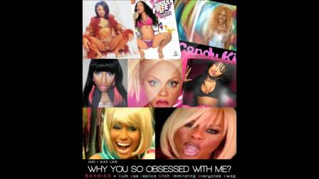 Lil Kim - Black Friday [Nicki Minaj/Young Money/Diddy Diss]