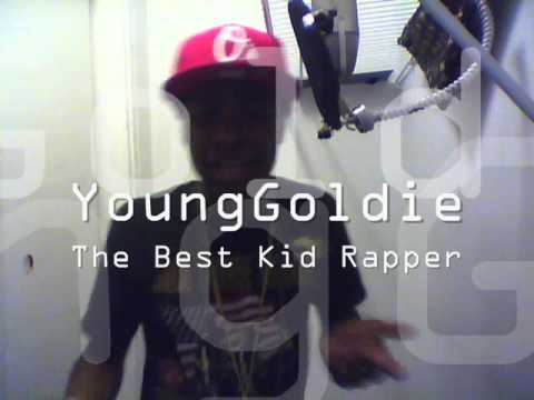 YoungGoldie - The Best Kid Rapper (Main)