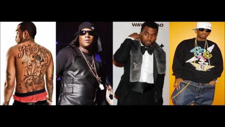 Lloyd Banks ft Young Jeezy, Kanye West & Fabolous - Start It Up Remix