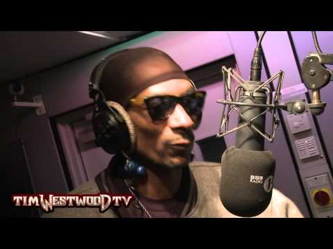 *NEW* Westwood - Snoop Dogg freestyle *HOT* 1Xtra