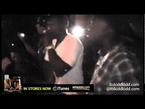 """KIDD KIDD & 50 Cent Perform """"Better Walk"""" @ Reallionaire Album Release Party [New May 2011]"""