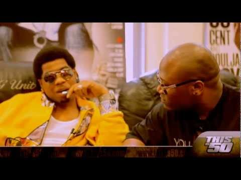 Thisis50: Webbie Talks About Saying He Has A Big D*ck At The BET Awards, New Album & More