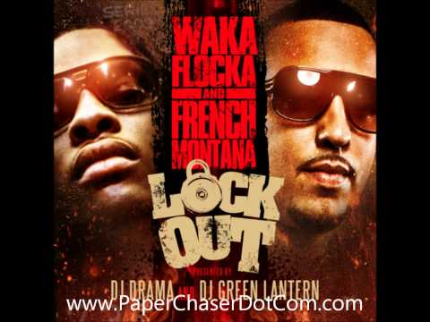 French Montana & Waka Flocka Ft Chinx Drugz - I Want It [2011/CDQ/Dirty] Lock Out