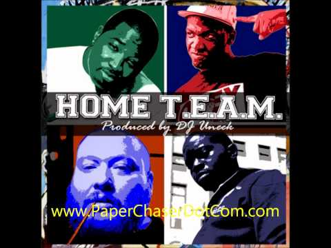 Troy Ave - Home T.E.A.M. Ft. Action Bronson, Mr Muthafuckin' eXquire & Maffew Ragazino [2012 New]