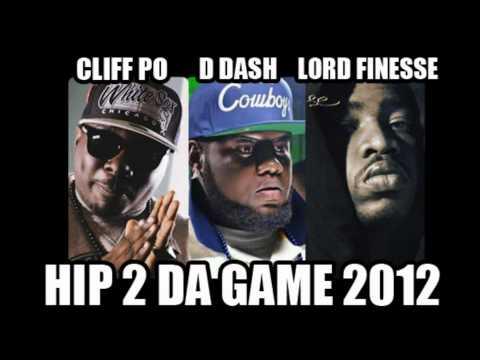 Cliff Po ft D-Dash & Lord Finesse - Hip 2 Da Game 2012