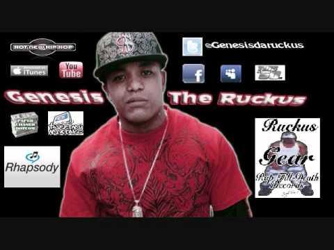 Genesis The Ruckus - Sweet Freestyle Street Skolla Diss