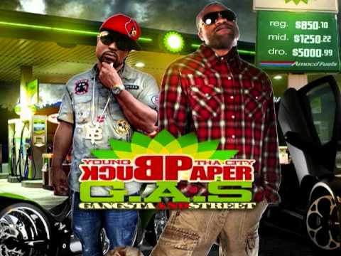 Young Buck & Tha City Paper - No B. S. (Produced by G.O.T.H.A.M. City)