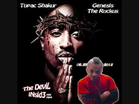 Tupac Shakur & Genesis The Ruckus (Suicidal Rap Life) Drake Diss 2012 NEW