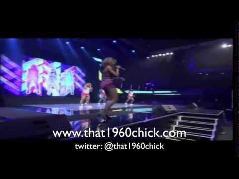 Tiwa Savage performs Kele Kele @ 2011 Channel O Awards