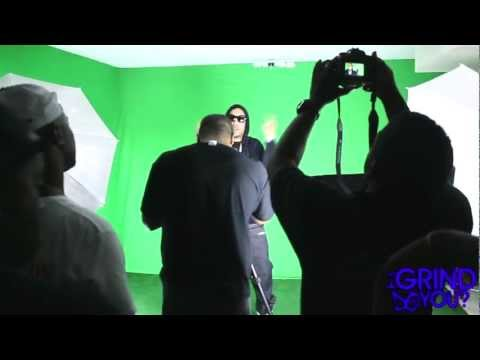 """French Montana, Brick Squad Monopoly, Bo Deal & Paper Boy (New """"WOW"""" Remix Video Behind Da scenes)"""