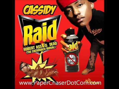 Cassidy - R.A.I.D. [Meek Mill Diss][January 2013 Dirty CDQ NO DJ]