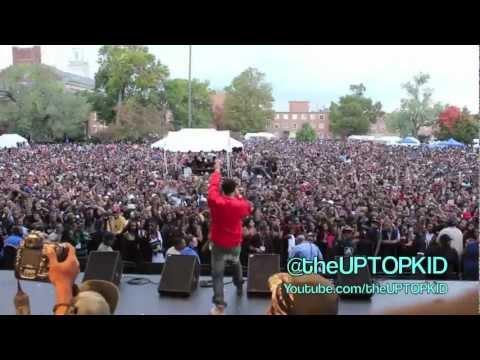 UpTopKid   Howard Yard Fest 2012   Drake, 2 Chainz, TI, Meek Mill +   Howard University Homecoming